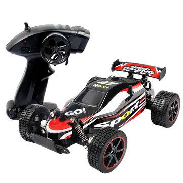 1/20 2WD Velocità Radio Velocità remoto controllo RC RTR Racing Buggy Car Off Road