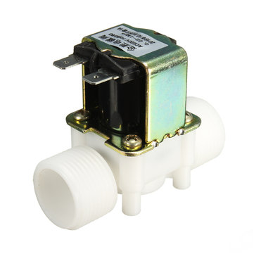 3/4inch AC 220V Solenoid Valve Electric Water Valve N/C Control Equipment