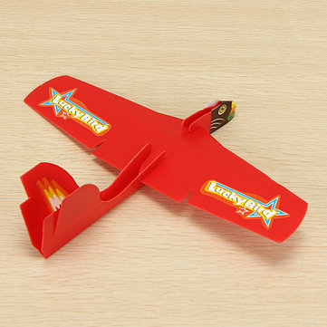 Hand Throwing Roll Swing Plane Educational Gifts