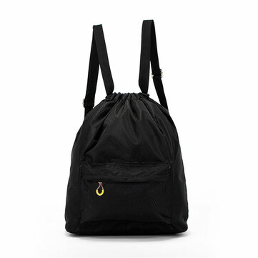 KCASA KC-SK01 Travel Waterproof Storage Bag Wet Dry Seperated Drawstring Bag Light Weight Backpack