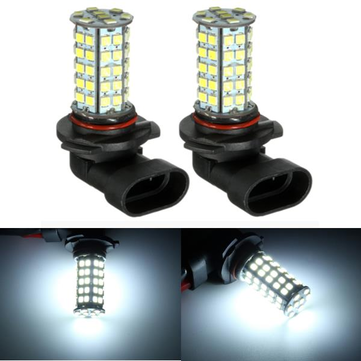 6000K White 9005 LED Daytime Running Light Bulb Kit For Honda Civic Acura TSX TL