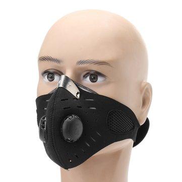 Мото маска для Stainless Half Face