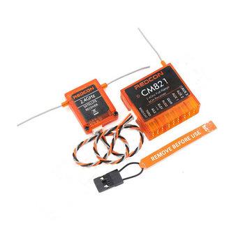REDCON CM821 2.4G 8CH CM821 DSMX DSM2 Compatible Receiver With Satellite