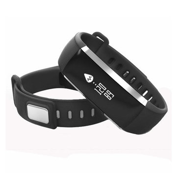 OLED Oximeter Blood Pressure Heart Rate Bluetooth Health Monitor Sport Smart Bracelet Watch IP67 Waterproof