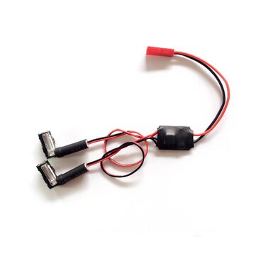 Xenon LED Strobe Flashlight Daytime Visibility For RC Airplane