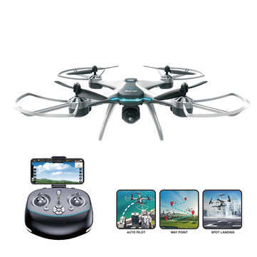 FX-8G GPS WiFi FPV with 720P/1080P HD Camera 12mins Flight Time High Hold Mode RC Drone Quadcopter