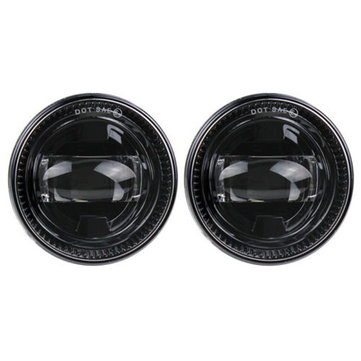 Pair LED Car Front Fog Lights Lamp for Ford F150 Ranger Expedition Waterproof 6000K White