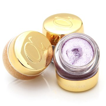 Glitter Shimmer Metallic Creamy Eyeshadow Gel Long-lasting Waterproof Brighten Pigment Eye Makeup
