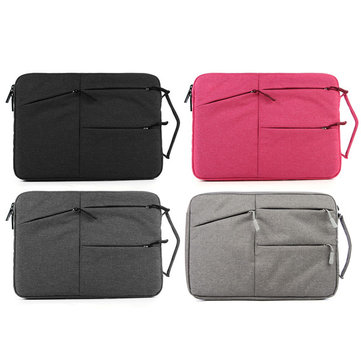 Waterproof Nylon Laptop Sleeve Bag For 11 inch Notebook PC Macbook Tablet