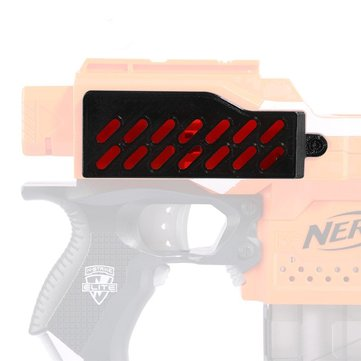 WORKER F10555 3D Printed Extended Battery Cover Part For Nerf Stryfe