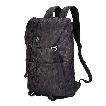 Men Outdoor Travel Bag Oxford Casual Leisure Large Capacity Backpack