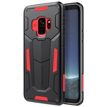 NILLKIN Ударопрочный защитный щит PC + TPU Защитный Чехол для Samsung Galaxy S9
