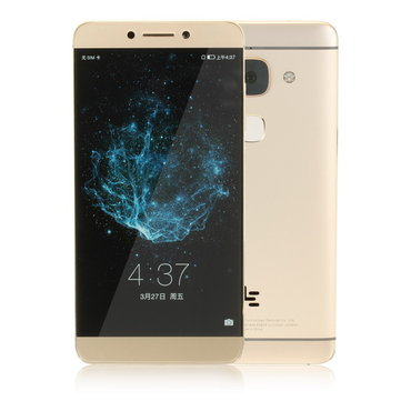 Original LeEco Le X620 5.5 Inch FHD 21.0MP Rear Camera 4GB 32GB Helio X20 Deca Core 4G Smartphone