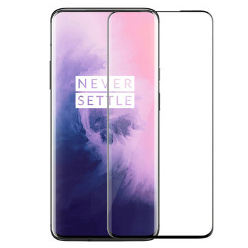BAKEEY 3D Full Coverage Anti-Explosion Tempered Glass Screen Protector for OnePlus 7 Pro