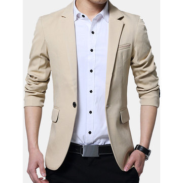 Casual Business Stylish Slim Fit Blazers for Men