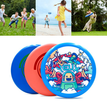 YEUX Buitensporten Soft Flying Disk Outdoor Indoor Familie Game Camping Wandelen Fitness Game Van Xiaomi Youpin