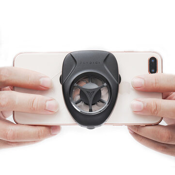 Flydigi B1 Cooler Physical Cooling Phone Radiator Fan for iPhone Huawei Mobile Phone iPad