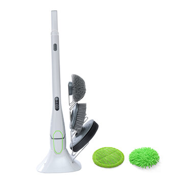 DIGOO DG-QXJ100 Multi-functional Electric Waterproof Cleaning Brush Remove Strong Stains Clean Dust Cleaning Brush