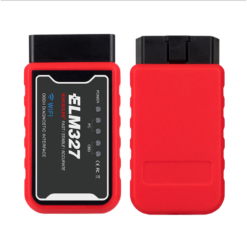 ELM327 Car OBD II Diagnostic Tool Auto Scanner Code Reader WiFi bluetooth V1.5 PIC18F25K80 Chip For IPhone/Android/PC