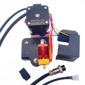24V Upgraded Replacement Short-range Feeding Extruder Drive Feed Kit for Ender-3 Creality3D 3D Printer