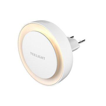 Yeelight YLYD11YL Light Sensor Plug-in LED Night Light Ultra-Low Power Consumption EU Plug (Xiaomi Ecosystem Product)