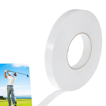 50mx18mm Roll Golf Club Grip Tape PVC Strips Double Sided Adhesive Sponge Repair Golf Accessories