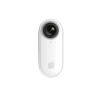 Insta 360 Go AI Automatisch bewerken Handsfree Kleinste Splashprooof FlowState gestabiliseerde sportcamera
