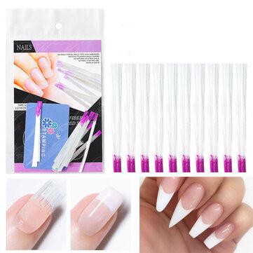 Nail Extension Fibre Paper-free Tray Rapid Extension Fiberglass Manicure Tools