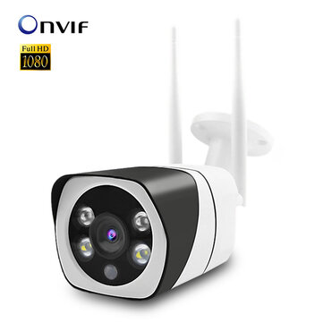 Xiaovv Q10 Smart 1080P PT 360° Panoramic WiFi Camera ONVIF Full Color AP Hotspot Off Network Monitoring IR Night Version Waterproof Outdoor IP Camera Home Baby Monitors