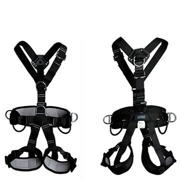 Professional Harnesses Rock Climbing High Altitude Protection Full Body Safety Belt Anti Fall Protective Gear