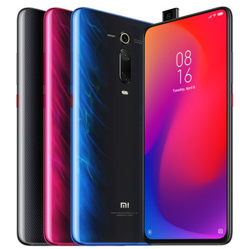 Xiaomi Mi 9T Pro Global Version 6.39 inch 48MP Triple Camera NFC 4000mAh 6GB 64GB Snapdragon 855 Octa core 4G Smartphone
