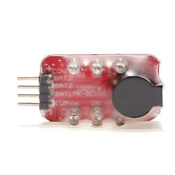 7.4V -11.1V 2S-3S RC Lipo Battery low voltage Alarm Indicator