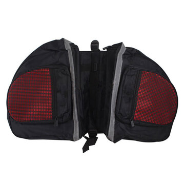 Outdoor Cycling Bicycle Waterproof Bag Big Rear Seat Tail Bag Pannier