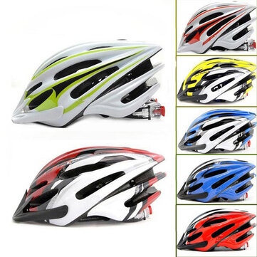 Bike EPS Outdoor MTB Road Bicycle Helmet with 24 Vents