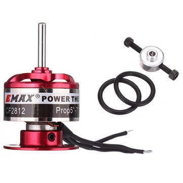 Buy EMAX CF2812 1500KV Brushless Motor With Propeller Saver for $10.99 in Banggood store