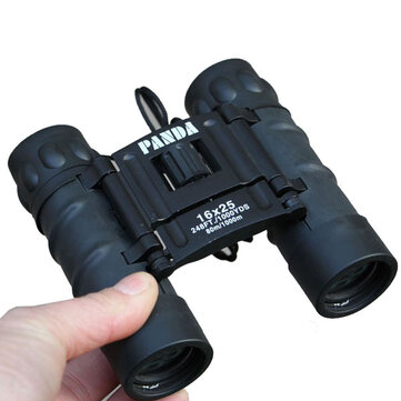 US$20.72 PANDA 16X25 Zoom HD Blue Membrane Binoculars Tourism Telescope Camping from Sports & Outdoor on banggood.com