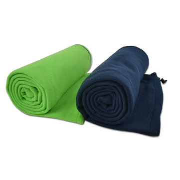 Outdoor Ultralight Fleece Sleeping Bag Liner Envelope Style