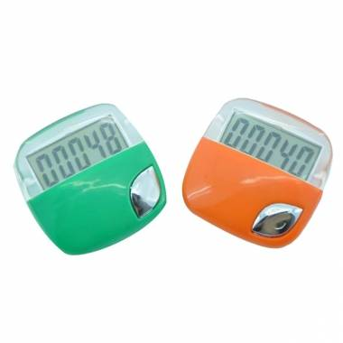 Digital Pedometer Large Screen Sports Tracker Walking Distance Counter