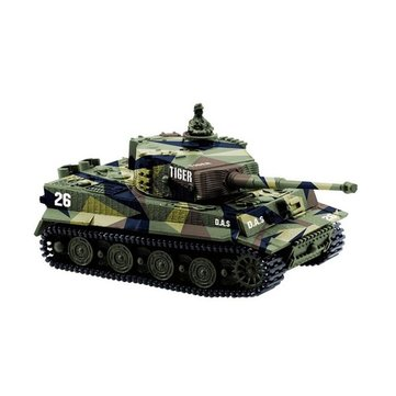 Great Wall 2117 Simulation Tiger Remote Control Tank