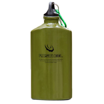ROSWHEEL Outdoor Cycling Bike Sports Aluminum Alloy Water Bottle