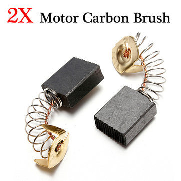 Carbon Brushes Motor Performance Power Chop Saw Model