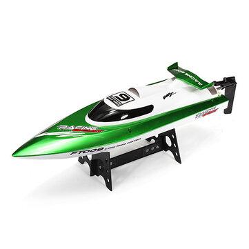 Feilun FT009 2.4G 4CH Barco Racing RC de Alta Velocidad de Refrigeración por Agua