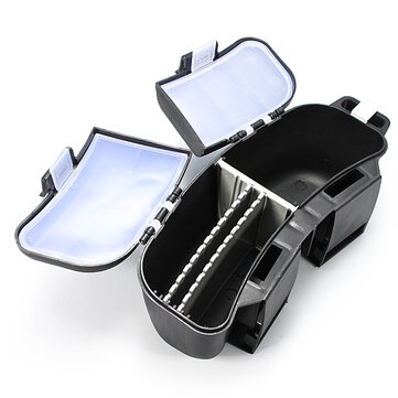 Multifunctional Portable Fishing Tackle Box Belt Fishing Lure Bag