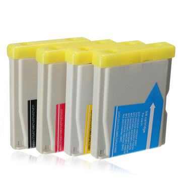 LC970 Ink Cartridge DCP-130C DCP-135C MFC-240CN MFC-3360CN for Brother