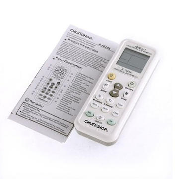 CHUNGHOP K-1028E Universal LCD A/C Remote Control for Air Condition