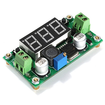 5Pcs 4V-40V DC-DC Step Down LM2596 Voltage Regulator Converter Module