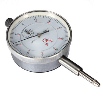 0.01mm Accurancy Measurement Instrument Dial Gauge Indicator Gage