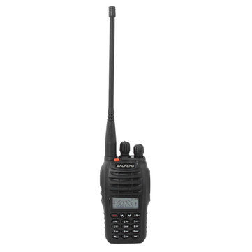 Baofeng UV-B5 5W 99CH FM Portable UHF+VHF Radio Walkie Talkie