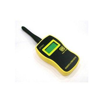 Gy561 contatore di frequenza misuratore portatile per 2 radio walkie talkie