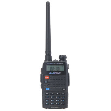 BAOFENG UV-5RC Dual Band Handheld Transceiver Radio Walkie Talkie
